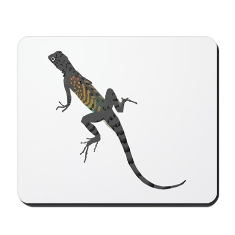 Lizard Mousepad