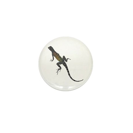 Lizard Mini Button (10 pack)