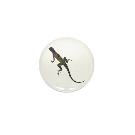 Lizard Mini Button