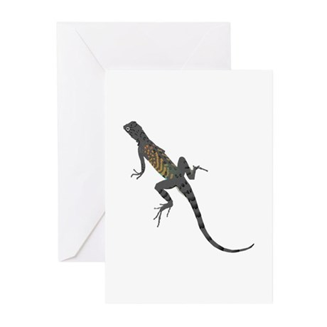 Lizard Greeting Cards (Pk of 10)