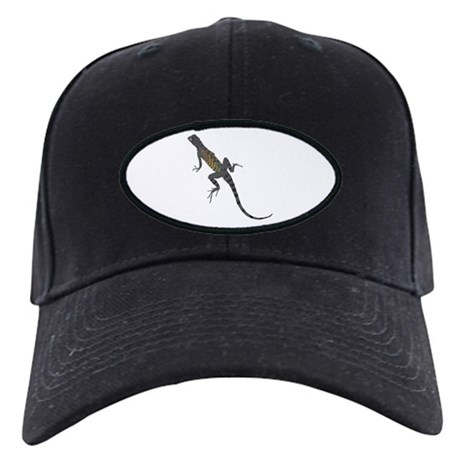 Lizard Black Cap