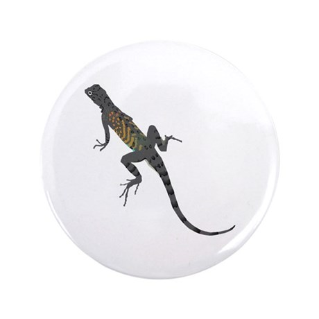 "Lizard 3.5"" Button (100 pack)"