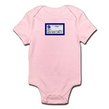 Eh Resident Infant Body Suit