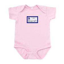 EH Resident Infant Bodysuit