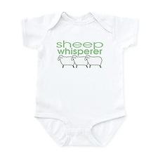 Sheep Whisperer Onesie