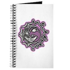 Moonsun purple Journal