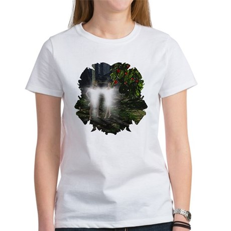 Adam and Eve Before Women's T-Shirt