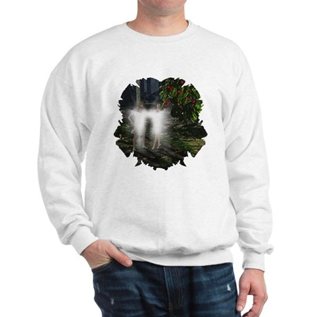 Adam and Eve Before Sweatshirt