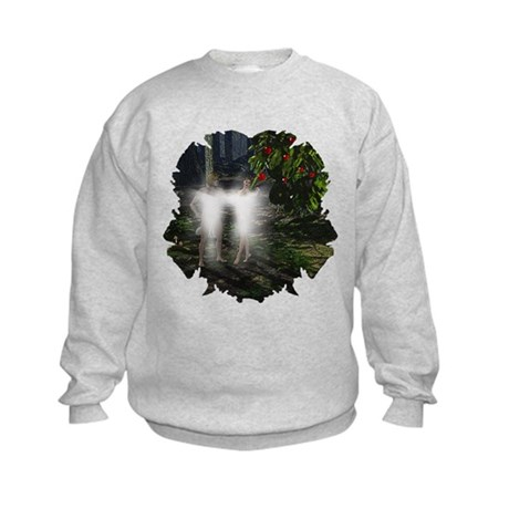 Adam and Eve Before Kids Sweatshirt