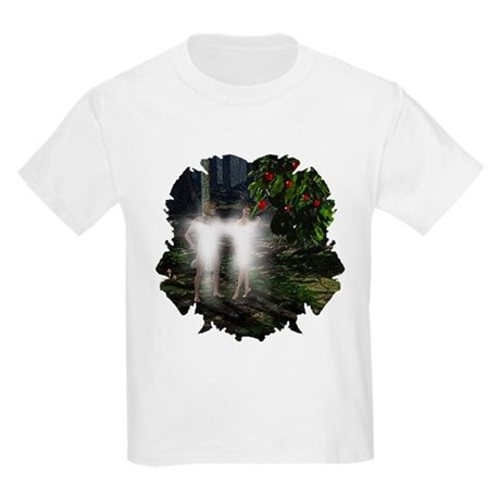 Adam and Eve Before Kids Light T-Shirt