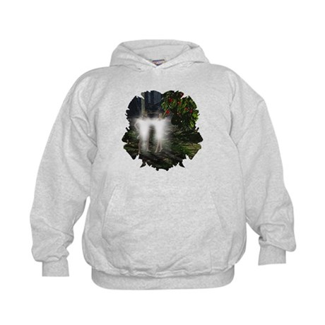 Adam and Eve Before Kids Hoodie