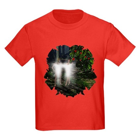 Adam and Eve Before Kids Dark T-Shirt