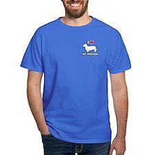 I love my wiener T-Shirt