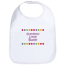 Grandma's Little Buddy Bib
