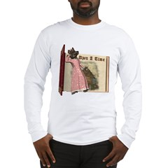 The Big Bad Wolf Long Sleeve T-Shirt