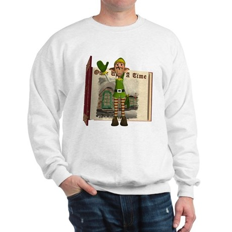 Santa's Elf Sweatshirt