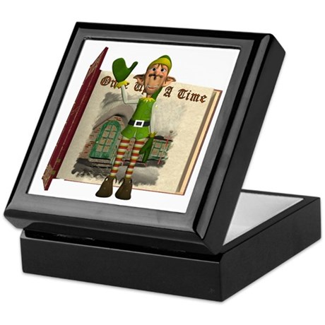 Santa's Elf Keepsake Box