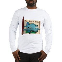 Emotiplane Long Sleeve T-Shirt