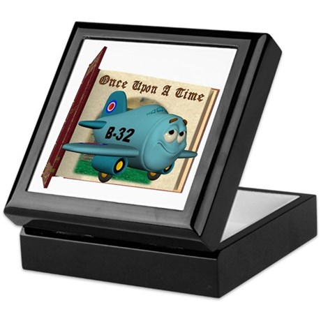 Emotiplane Keepsake Box