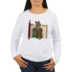 Furry Friends Mouse Women's Long Sleeve T-Shirt