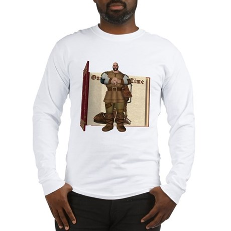 Fairytale Giant Long Sleeve T-Shirt