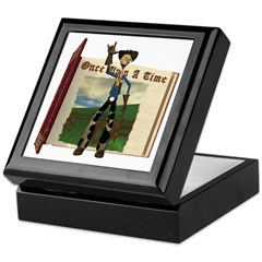 Hay Billy Keepsake Box