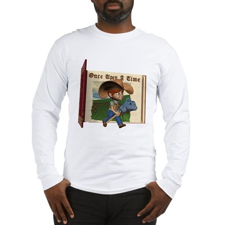 Cowboy Kevin Long Sleeve T-Shirt