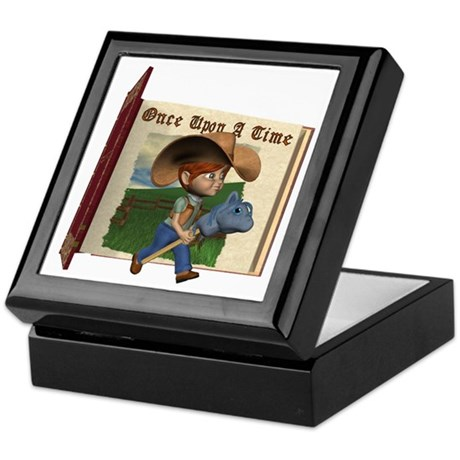 Cowboy Kevin Keepsake Box