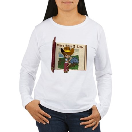 Cowgirl Kit Women's Long Sleeve T-Shirt