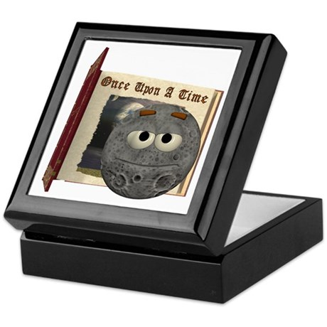 The Man in the Moon Keepsake Box