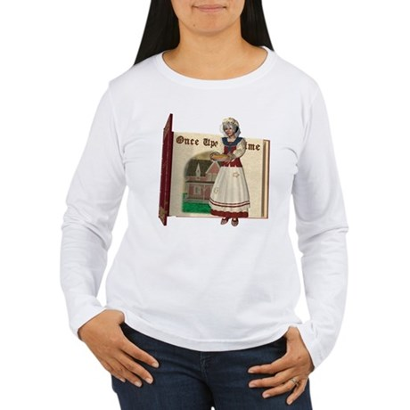 Mother Goose Women's Long Sleeve T-Shirt
