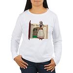 Mother Goose Women's Long Sleeve T-Shirt