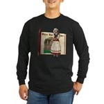 Mother Goose Long Sleeve Dark T-Shirt