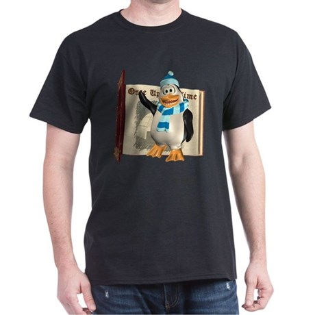 Percy Penguin Dark T-Shirt