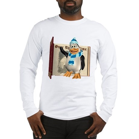 Percy Penguin Long Sleeve T-Shirt