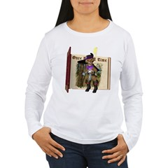 Puss 'N Boots Women's Long Sleeve T-Shirt