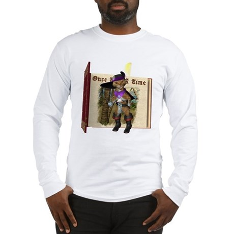 Puss 'N Boots Long Sleeve T-Shirt