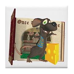 Rattachewie Tile Coaster