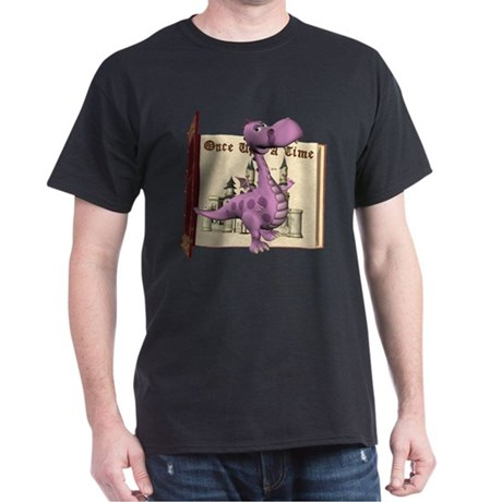 Dusty Dragon Dark T-Shirt