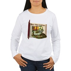 Asp N. Snake Women's Long Sleeve T-Shirt