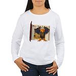 Vinnie Vulture Women's Long Sleeve T-Shirt