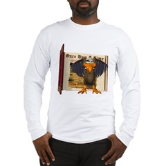 Vinnie Vulture Long Sleeve T-Shirt