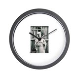 Saint Francis, the Patron Sai Wall Clock