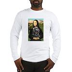 Mona's Black Cocker Spaniel Long Sleeve T-Shirt