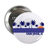 "San Jose, Costa Rica 2.25"" Button (10 pack)"