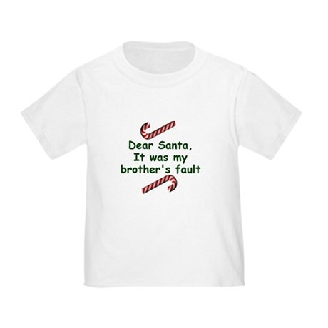Brother Toddler T-Shirt