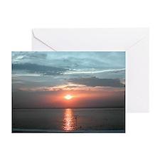 "Cozumel ""Adios Sol"" Greeting Cards (Pk of 20)"