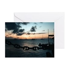 "Bequia ""Apres Dive"" Greeting Cards (Pk of 20)"