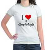 I Love My Graphologist T
