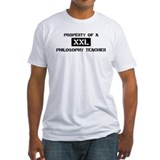 Property of: Philosophy Teach Shirt